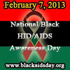 black aids awareness day