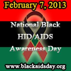 black aids awareness day